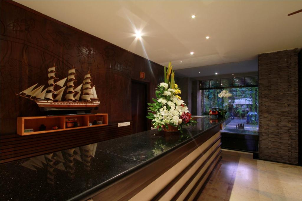 Interior view The Lokha Legian Hotel