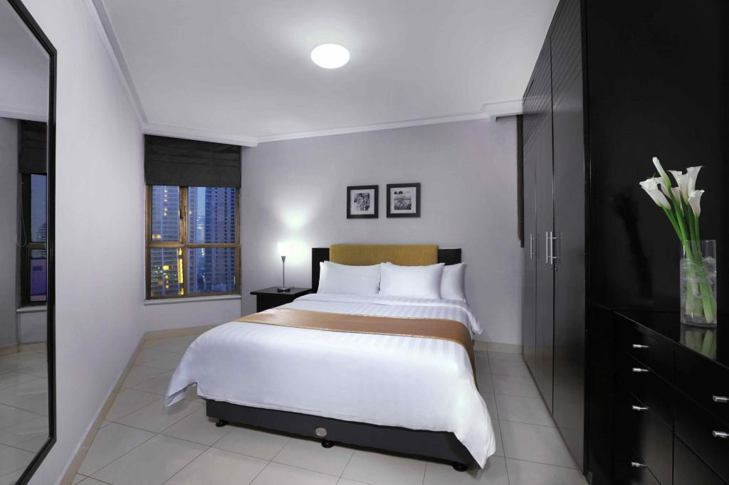 1 slaapkamer Executive - Bed Aston Rasuna Hotel