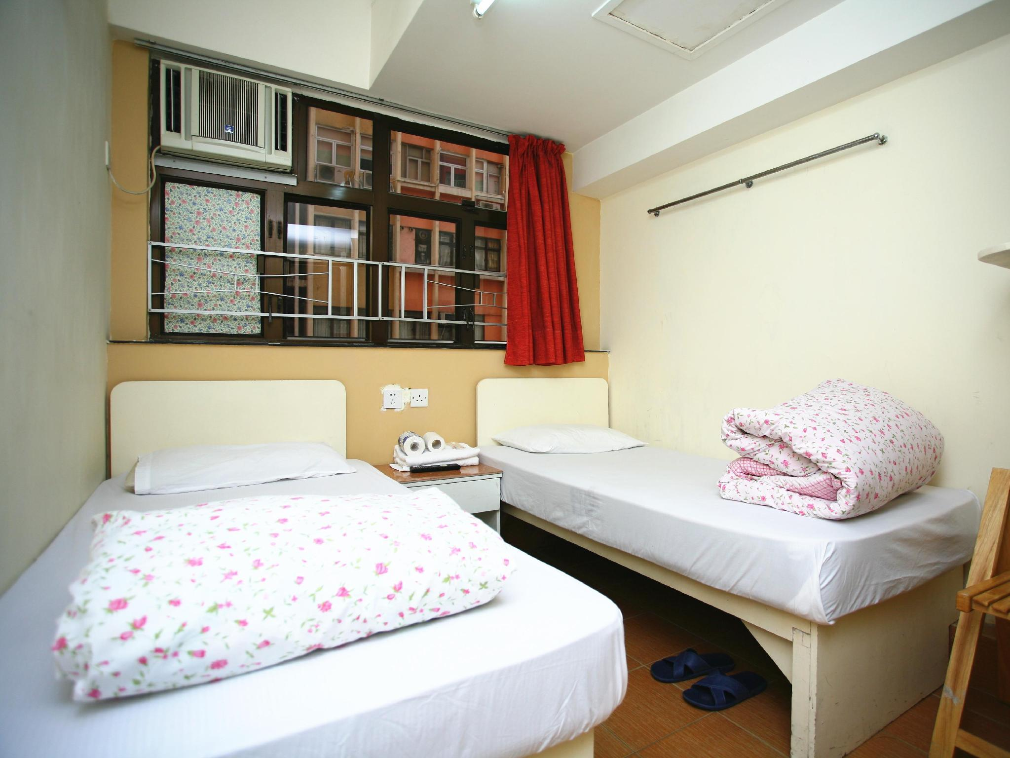 Kamar Twin (Twin Room)