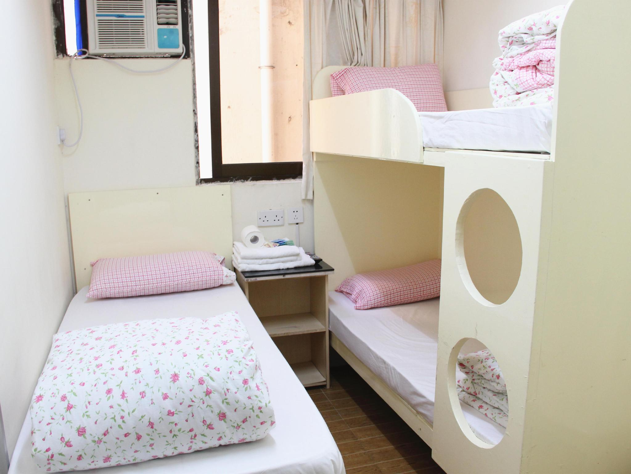 Kamar Triple (Triple Room)