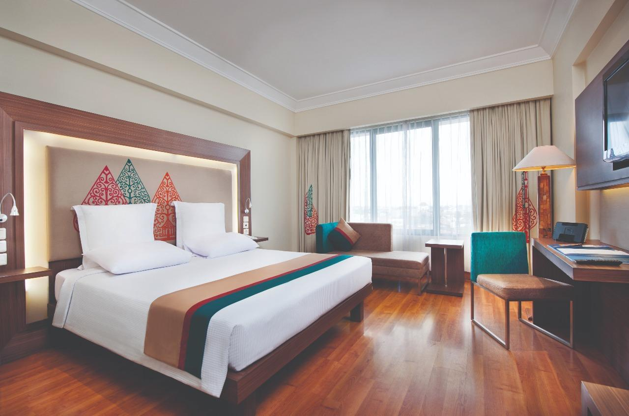 Premier Floor Executive Kingsize Kamer (Premier Floor Executive King Room)