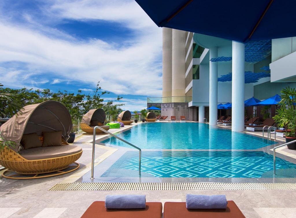 More about Le Meridien Kota Kinabalu Hotel