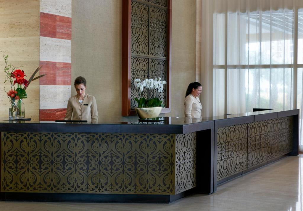 Lobby InterContinental Doha Hotel