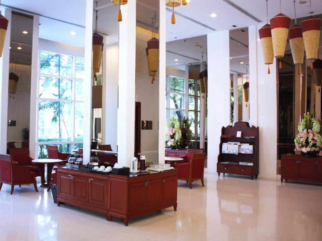 Lobby Centre Point Sukhumvit - Thong Lo Hotel