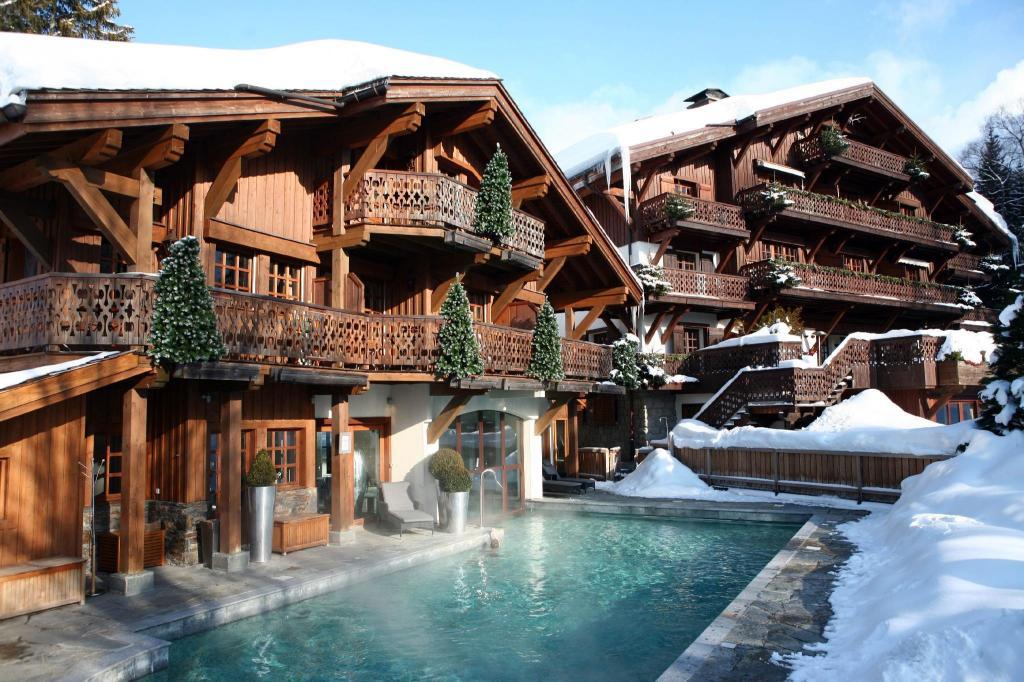 Image result for Les Chalets du Mont d'Arbois, Megève, A Four Seasons Hotel: Megève, France