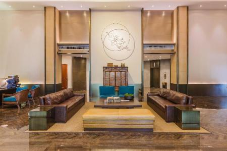 Lobby Jolie Vue Boutique Hotel Guilin