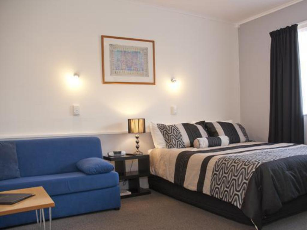 Double - Suite room Aotearoa Lodge & Tours