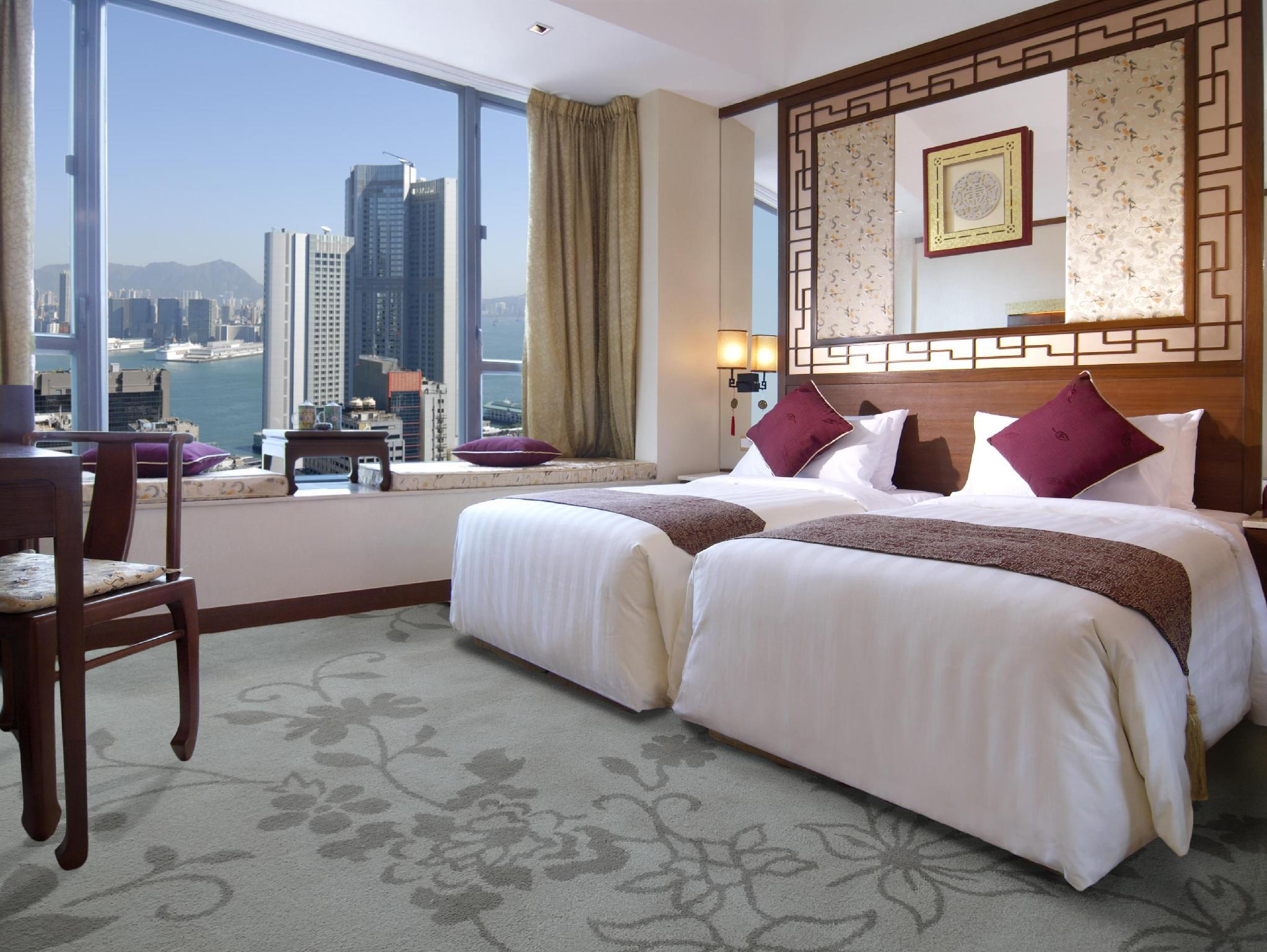 海港景朋友家庭- 連接房 (Friends and Family - Connecting Harbor View Room )