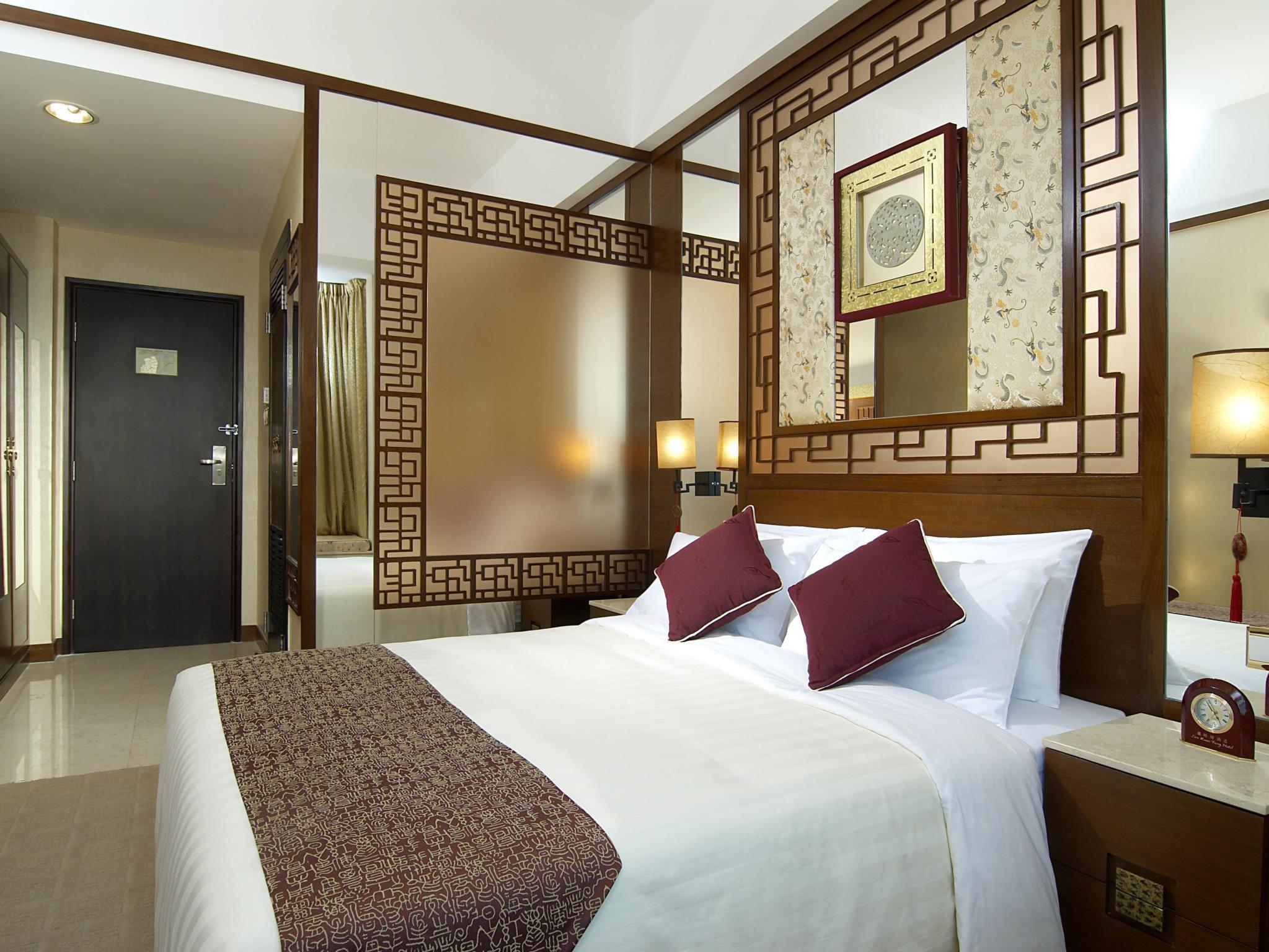 Kamar Double Bersebelahan (Adjoining Double Rooms)