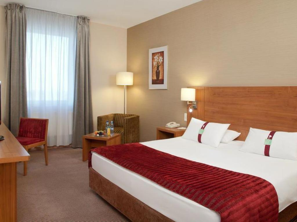 1 King Bed Executive Non-Smoking - מיטה Holiday Inn Moscow Suschevsky