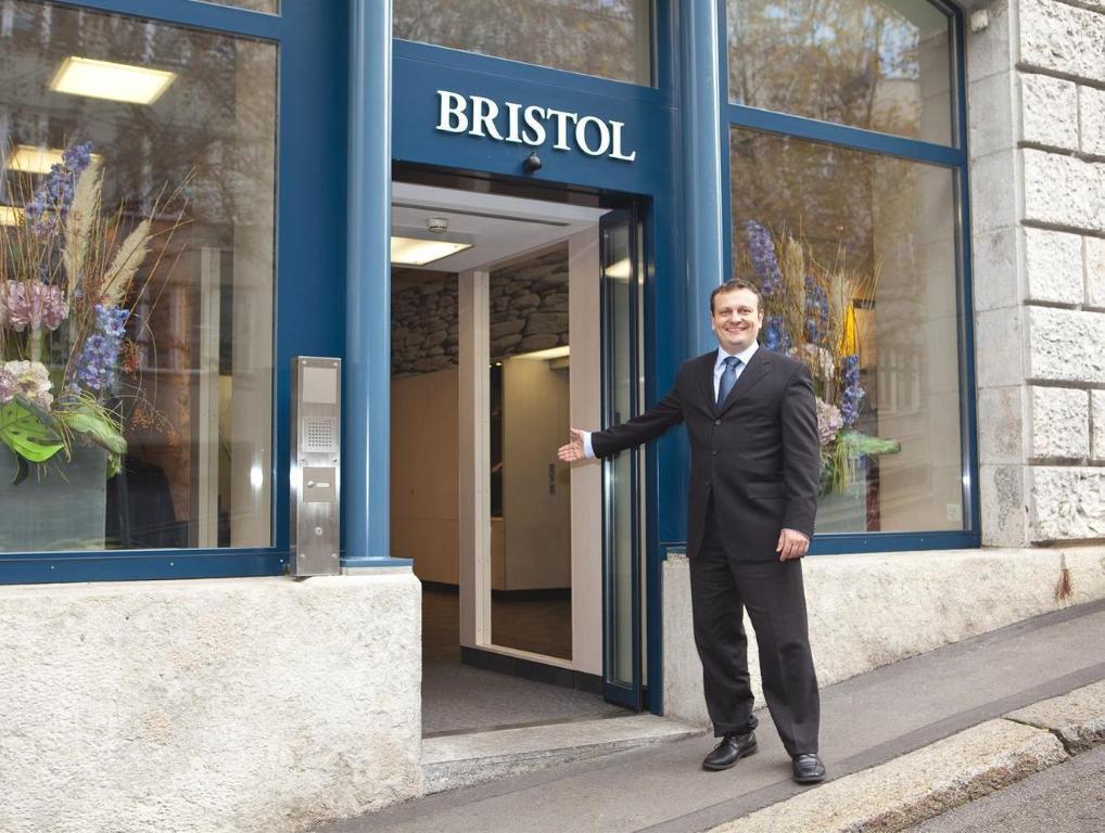 Das Hotel Bristol Zurich In Zurich Buchen