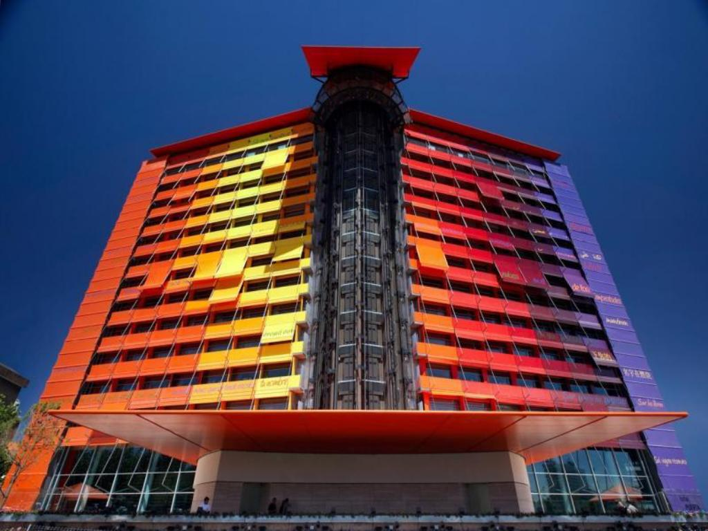 More about Puerta America hotel