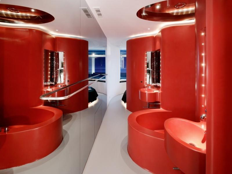 Deluxe Room - Lounge Puerta America hotel & Puerta America hotel in Madrid - Room Deals Photos \u0026 Reviews