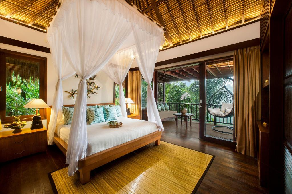 Deluxe  - Κρεβάτι Nandini Jungle Resort and Spa Bali