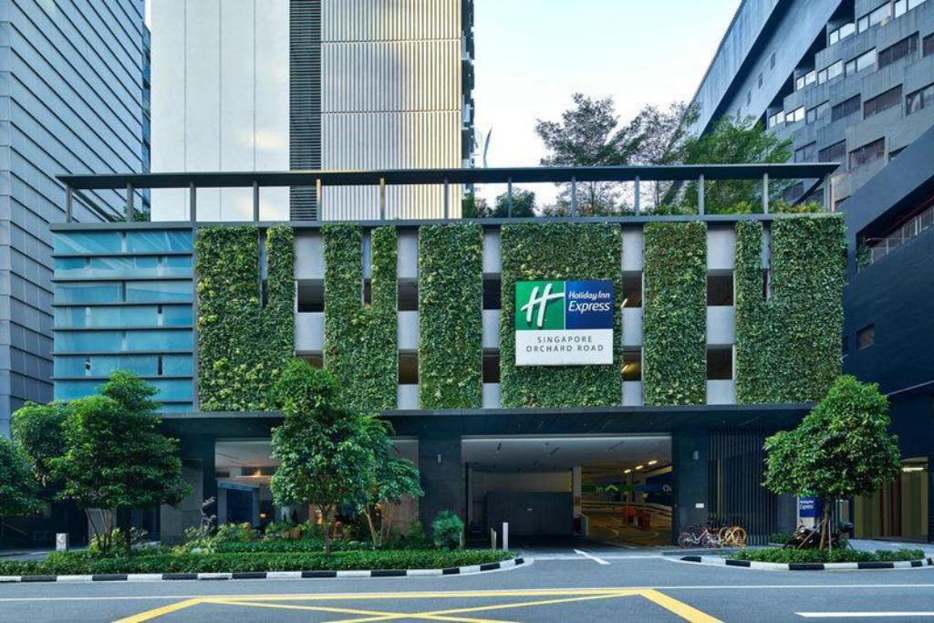 Holiday Inn Express Singapore Orchard Road - Room Deals