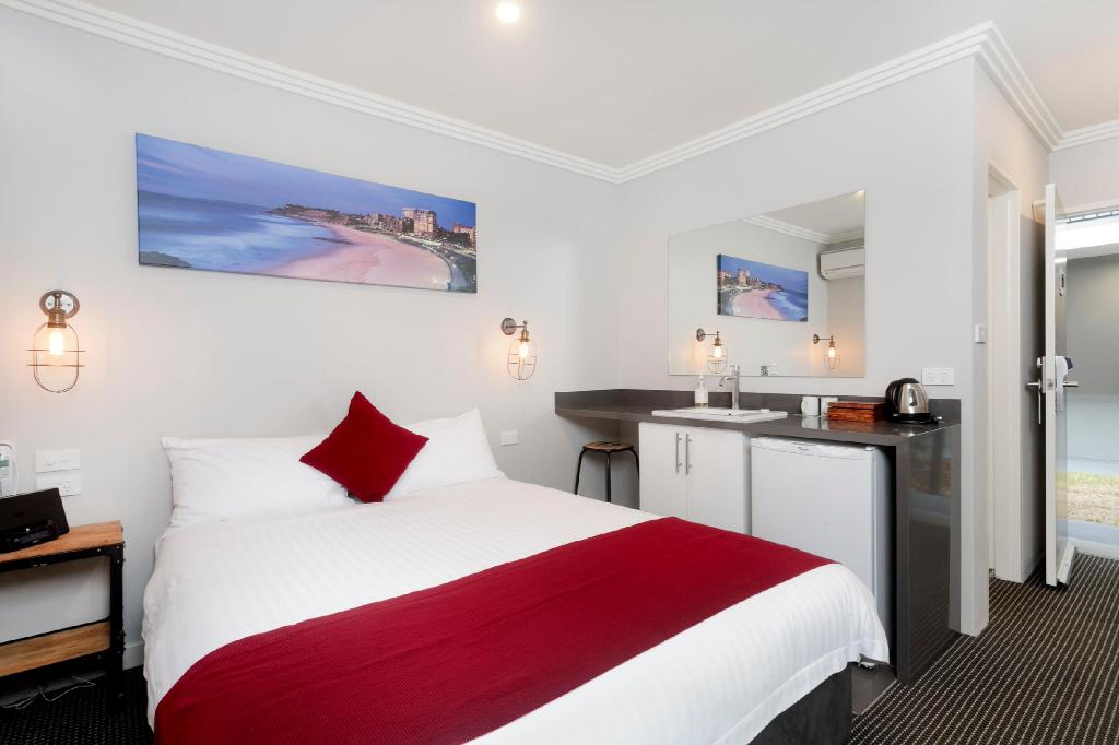 Economy queen - Seng Merewether Motel