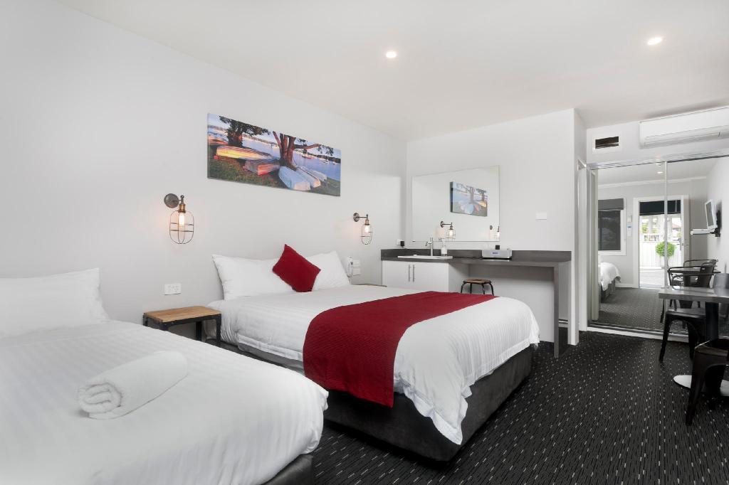 Se alle 25 bilder Merewether Motel