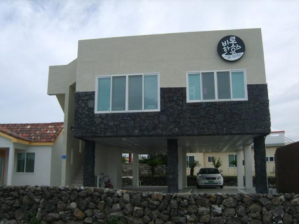 Exterior view Be Road Guesthouse