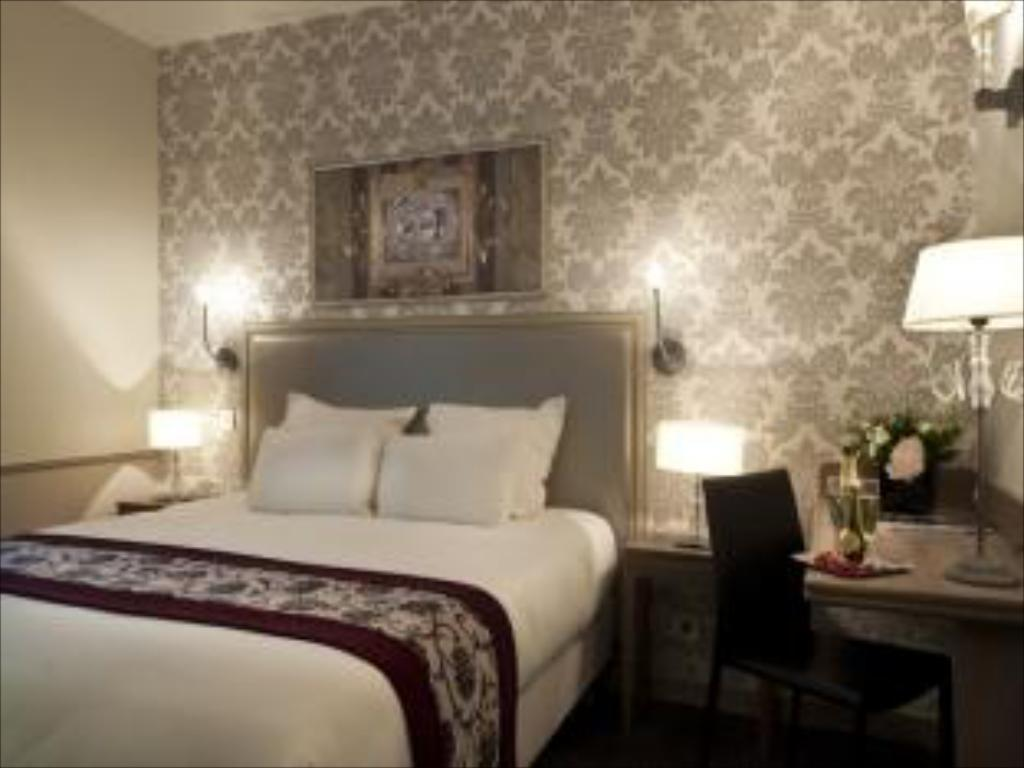 Superior Double Hotel Monceau Wagram