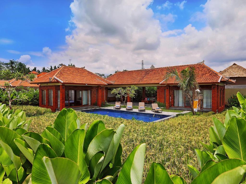 Ubud Heaven Sayan Villa Hotel Bali Deals Photos Reviews