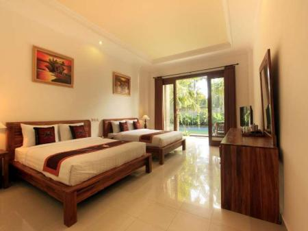 Superior Deluxe Double or Twin Alam Terrace Cottages