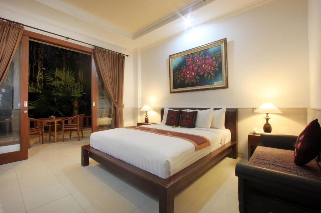 Deluxe Double Room Alam Terrace Cottages