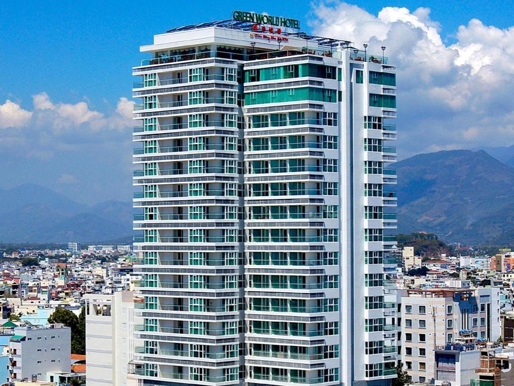 Best Price On Green World Nha Trang Apartment In Nha Trang Reviews