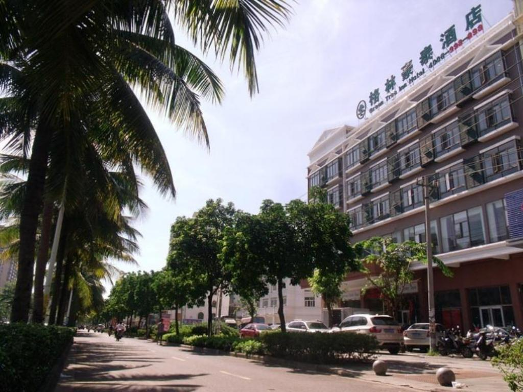 Greentree Inn Hainan Haikou East Train Station East Fengxiang Road Business Hotel
