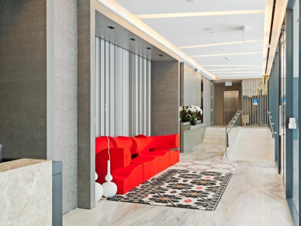 Lobby Louis Kienne Serviced Residences Havelock