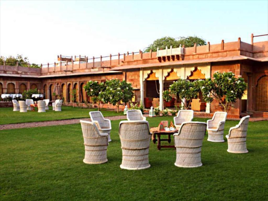 More about Pal Garh – A Heritage Hotel