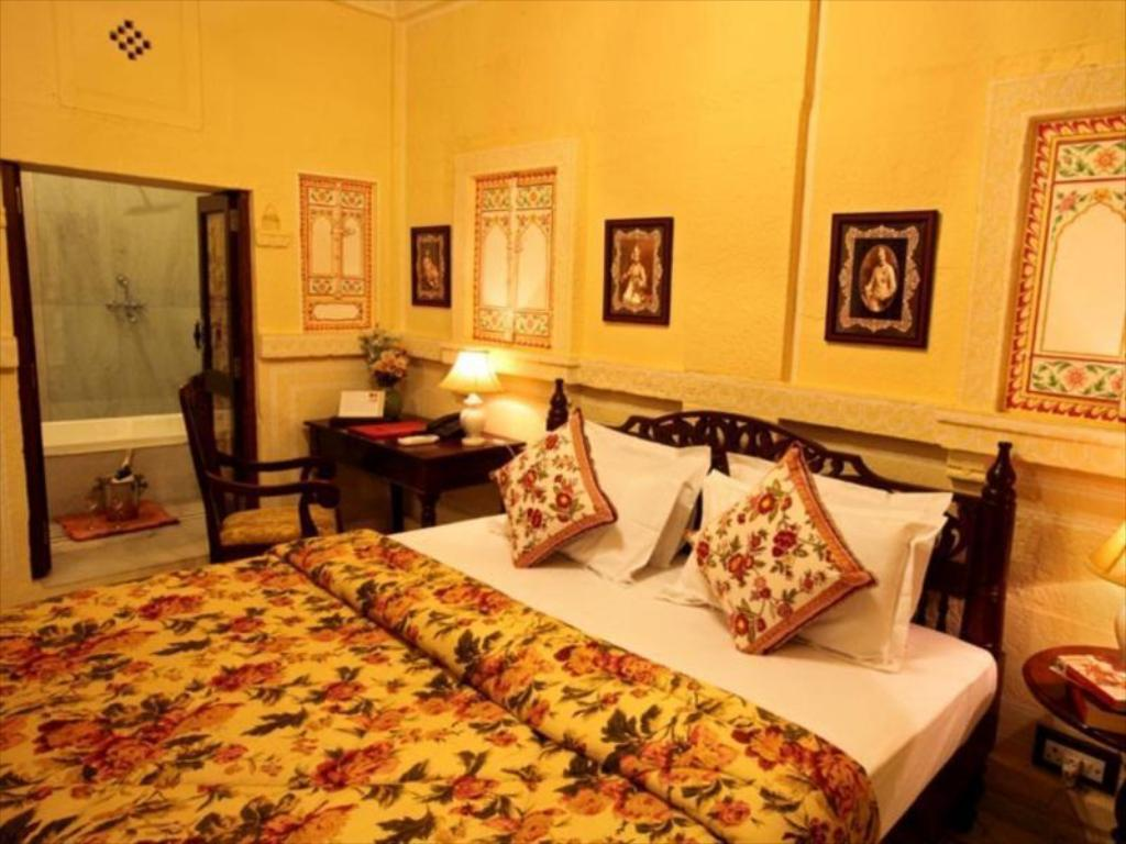 Royal Suite Pal Garh – A Heritage Hotel