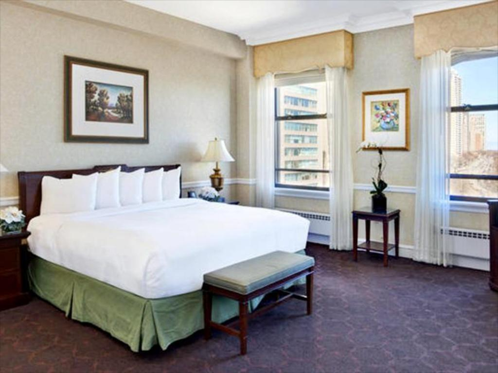 1 King Bed The Drake Hotel