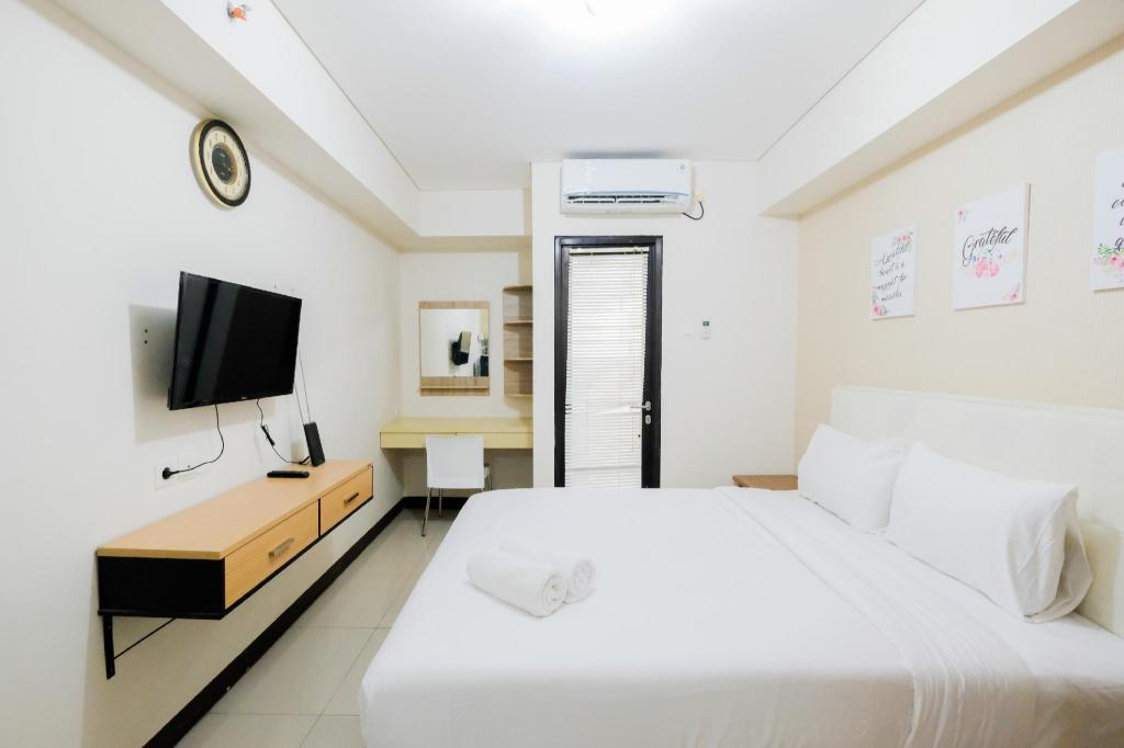 Apartemen Studio 34 M Dengan 1 Kamar Mandi Pribadi Di Batu