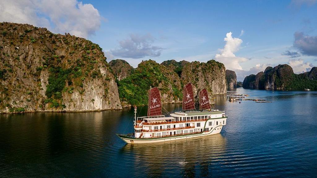 Heritage Line - Ylang Cruise | Ha Long ƯU ĐÃI CẬP NHẬT NĂM 2020 ...
