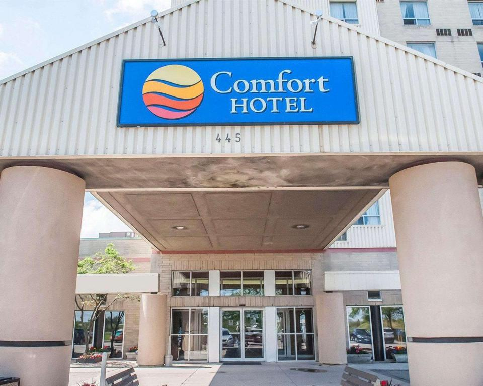 Mais sobre Comfort Hotel Airport North