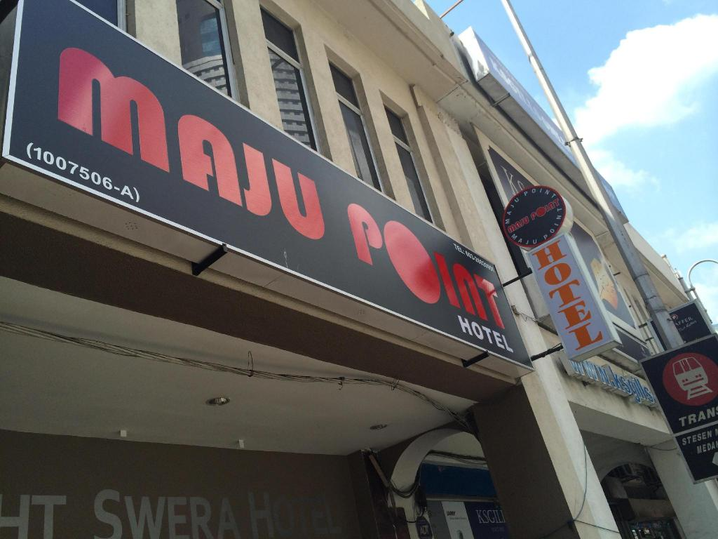More about Maju Point Hotel