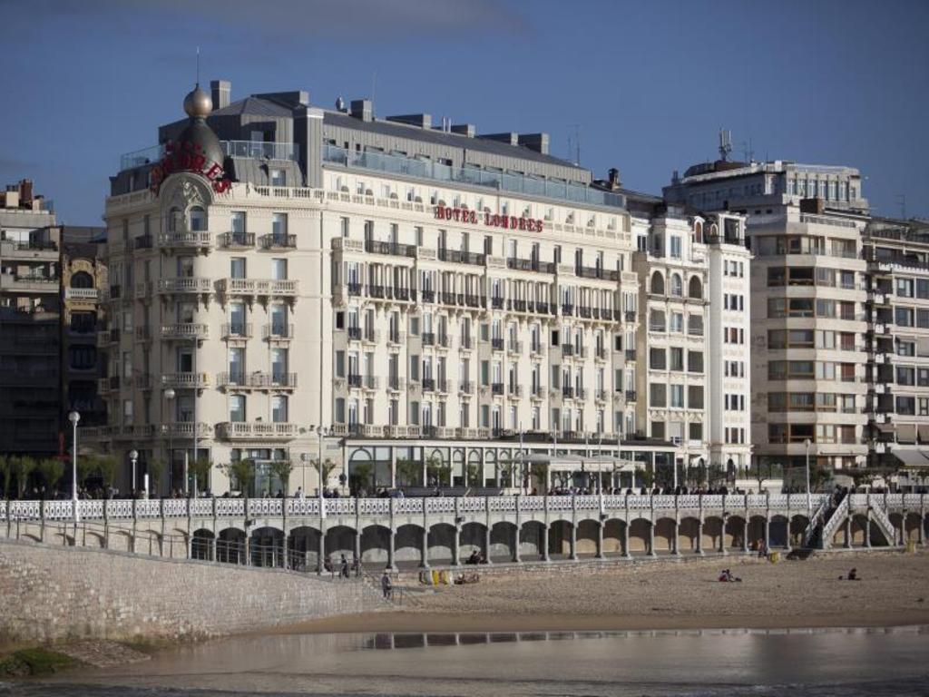 More About Hotel De Londres Y Inglaterra