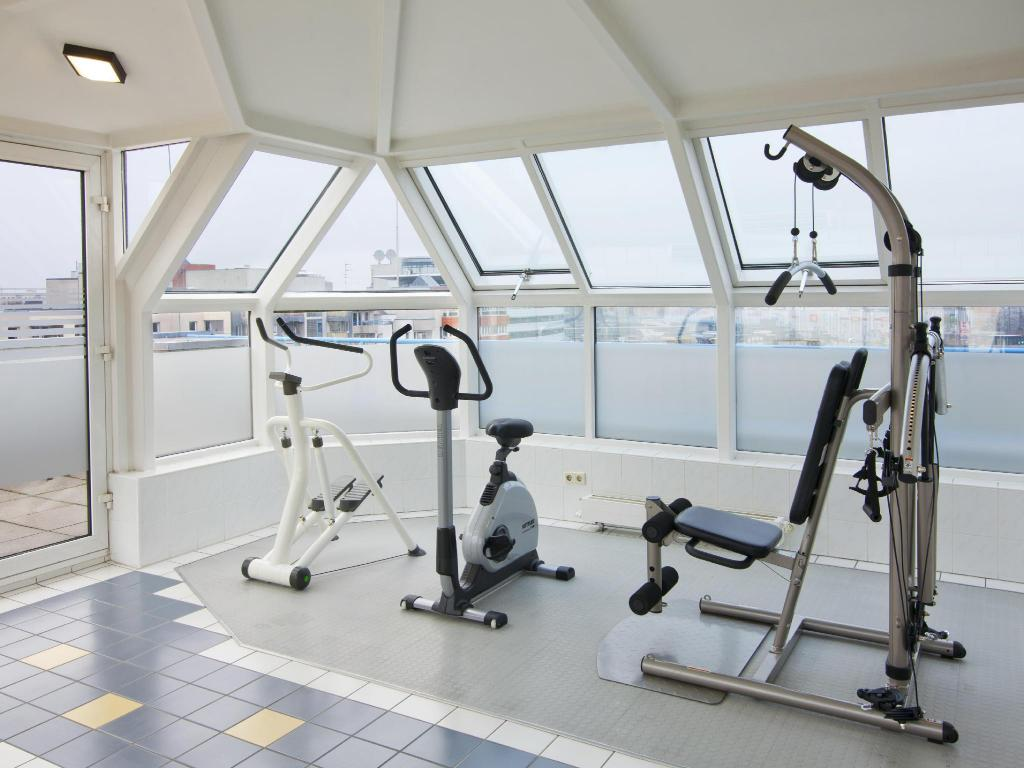 Fitnesscenter Holiday Inn Berlin Mitte