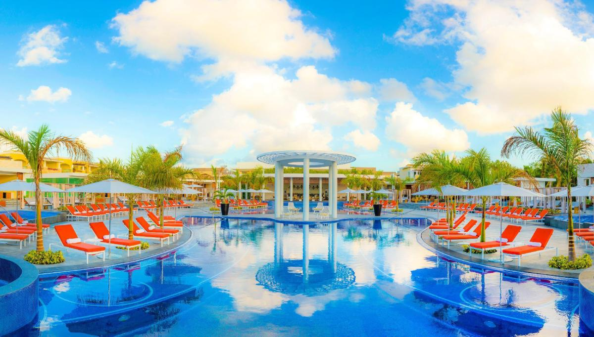The Grand At Moon Palace All Inclusive Hotel Cancun Deals Photos Reviews