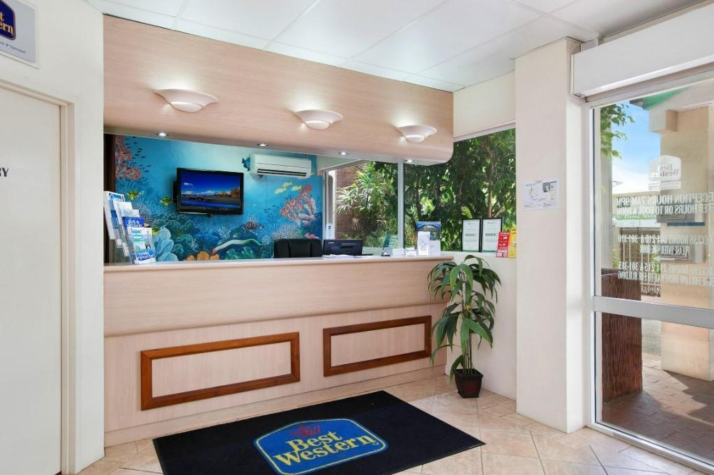 Predvorje Cairns City Sheridan Motel