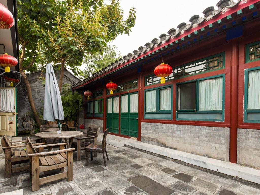 Beijing Sihe Courtyard Hotel - makemytrip.com