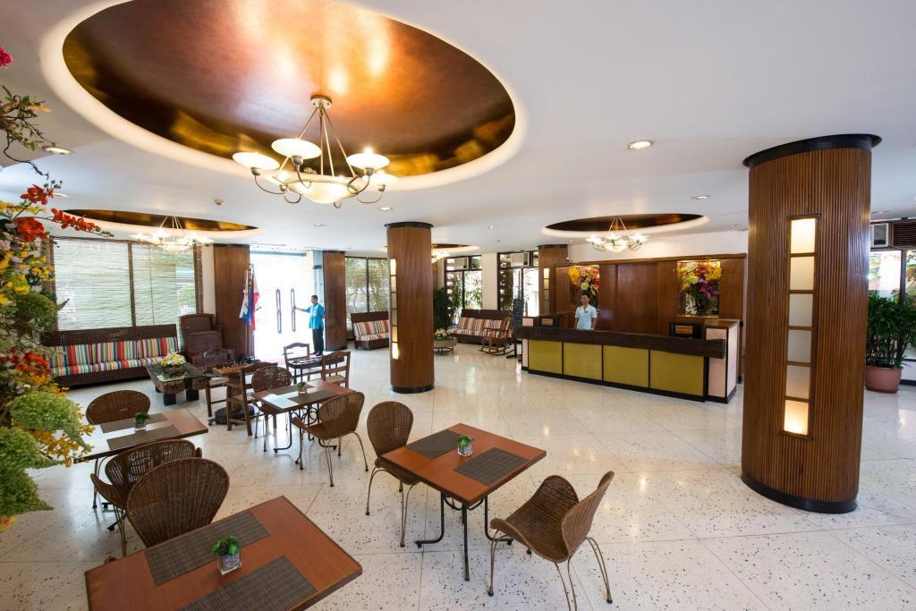 Lobby The Mabuhay Manor Hotel
