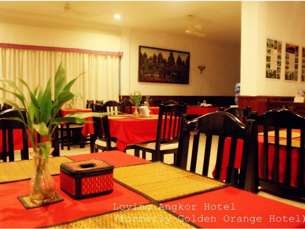 best price on golden orange hotel in siem reap + reviews