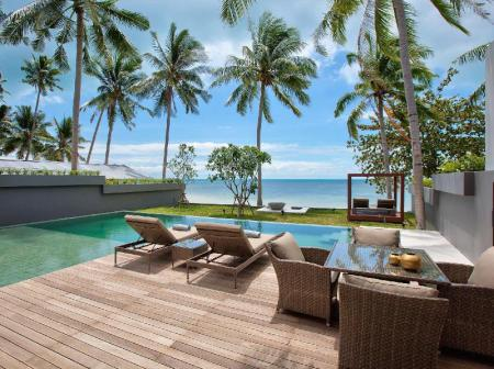 Villa med 3 sovrum och privat pool Mandalay Beach Villas - an elite haven