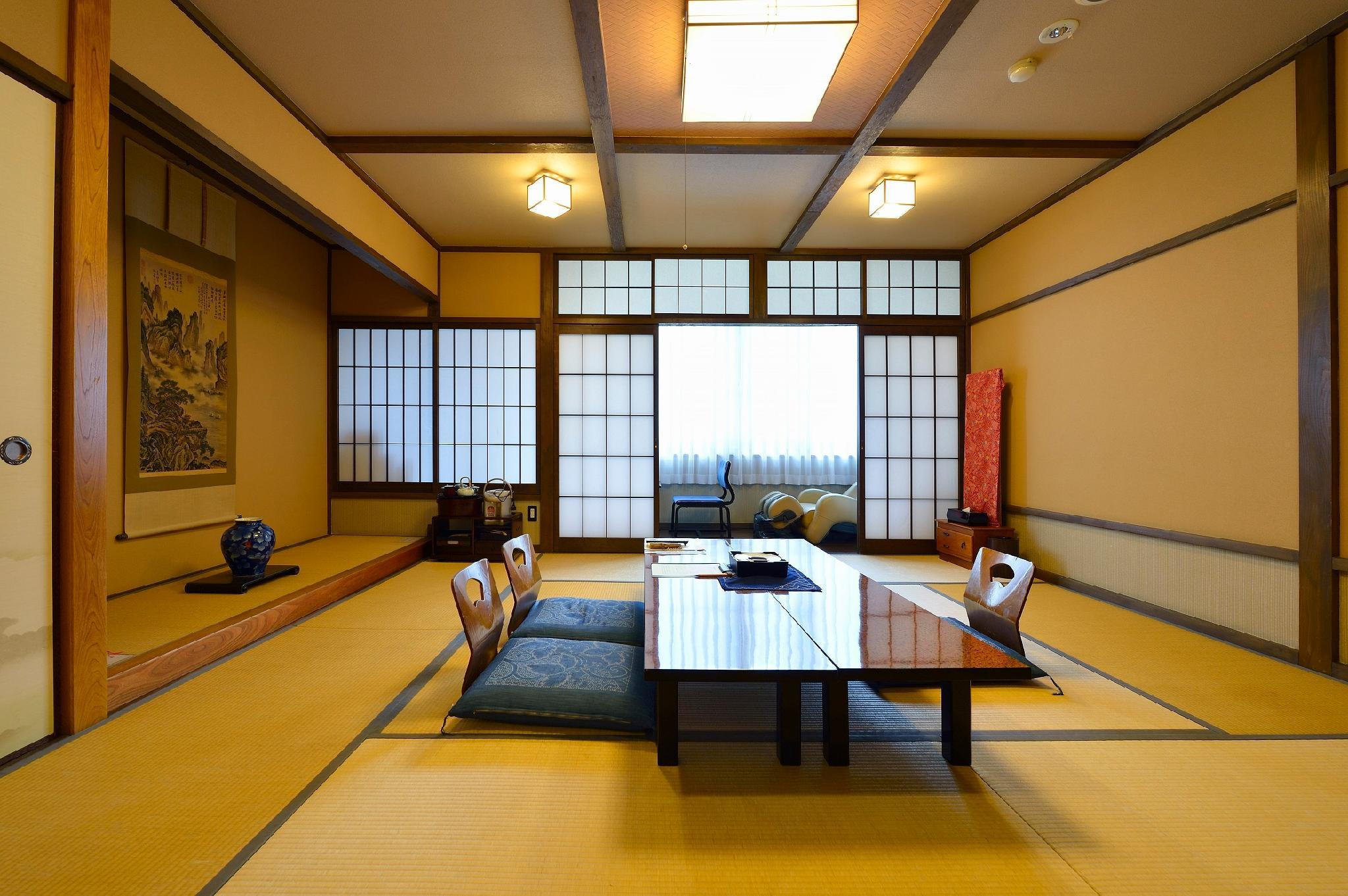 3階 和室 (3rd Floor Japanese Style Room)