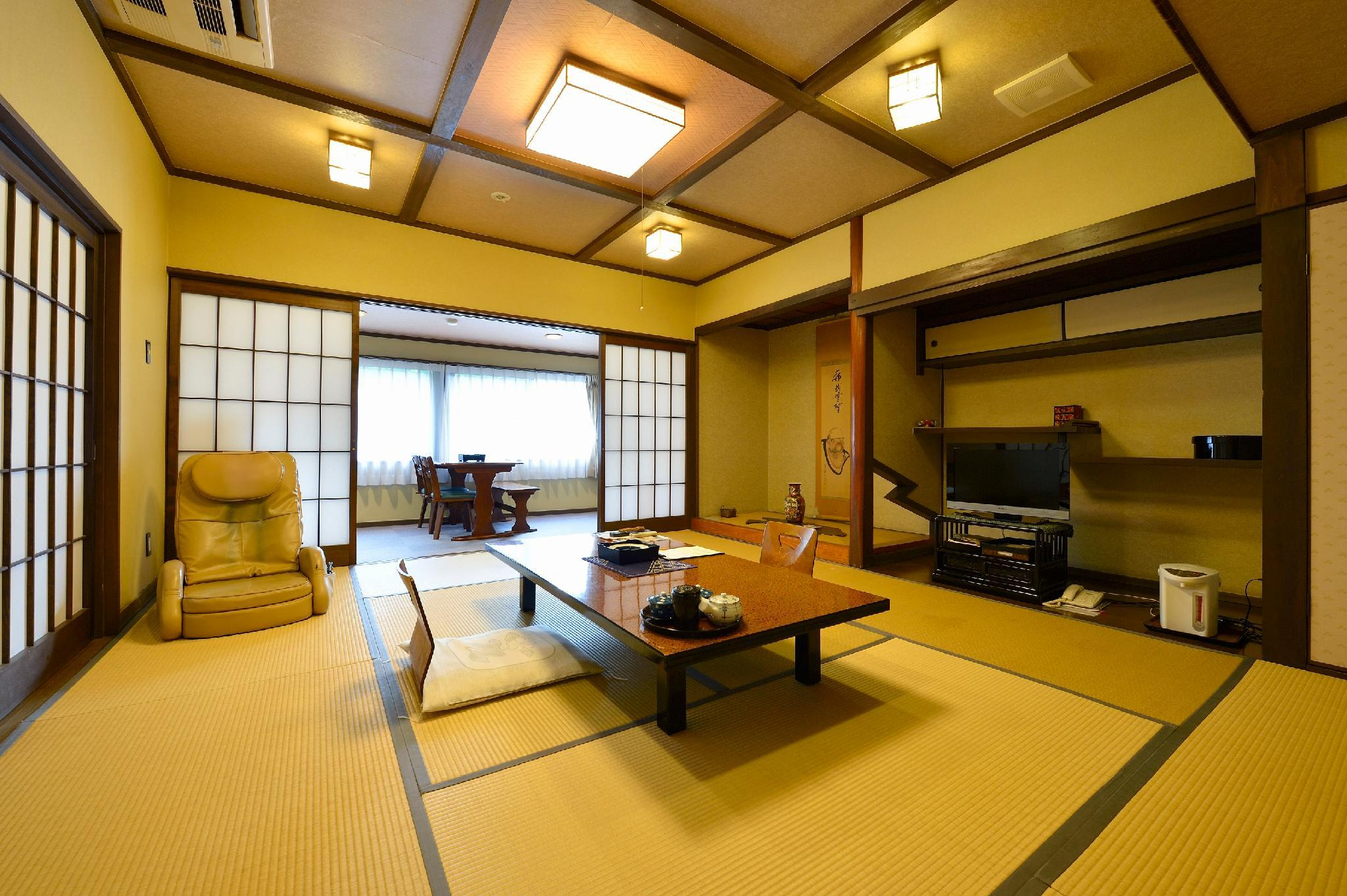和室 スタンダード(5名) (Standard Japanese Style Room for 5 People)