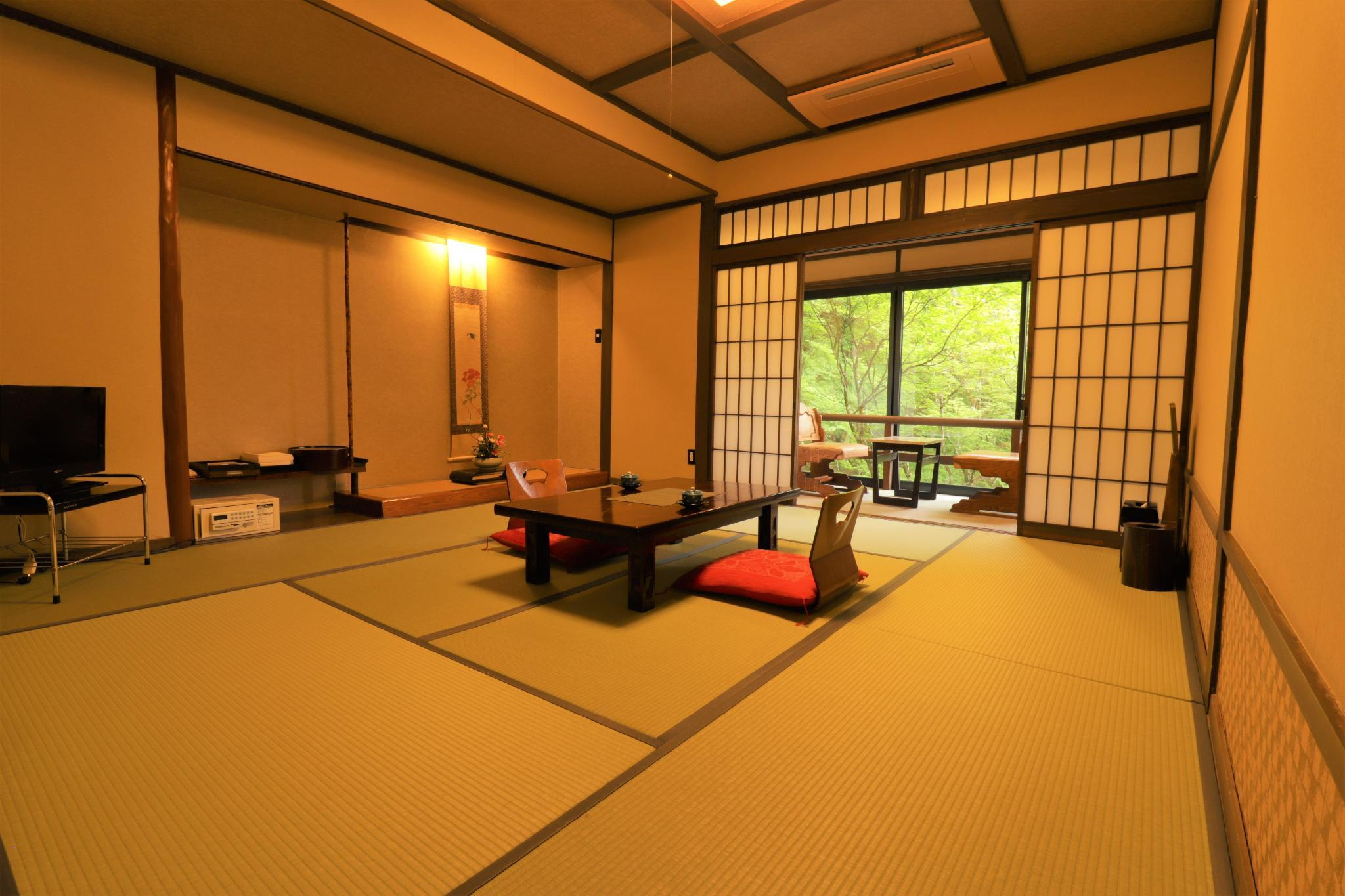 和室 スタンダード(3名) (Standard Japanese Style Room for 3 People)
