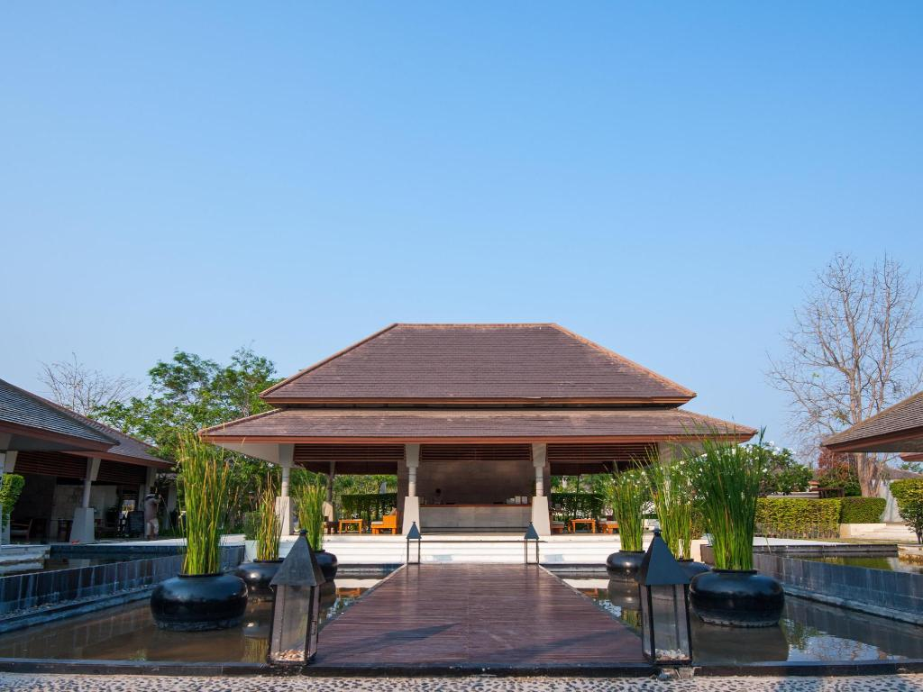 Лобби AKA Resort & Spa Hua Hin
