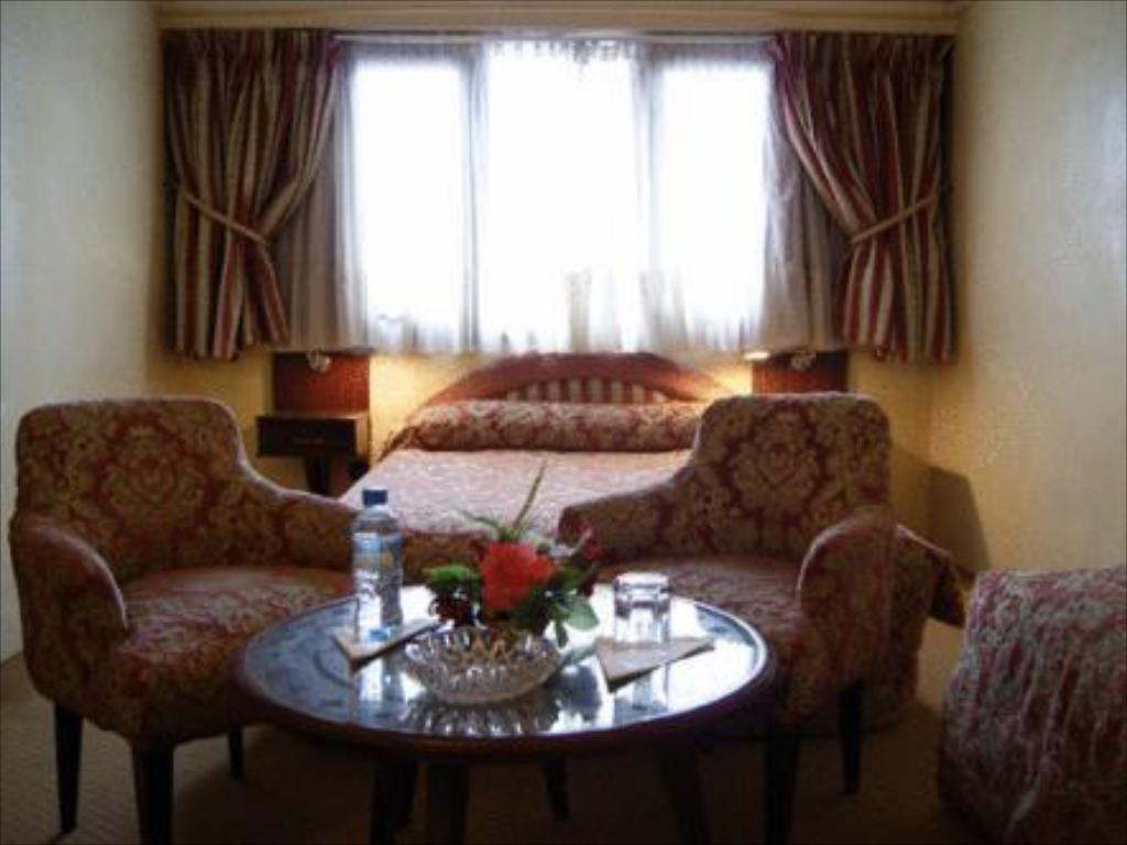 Executive Double Room - Guestroom Belere Hotel Rabat