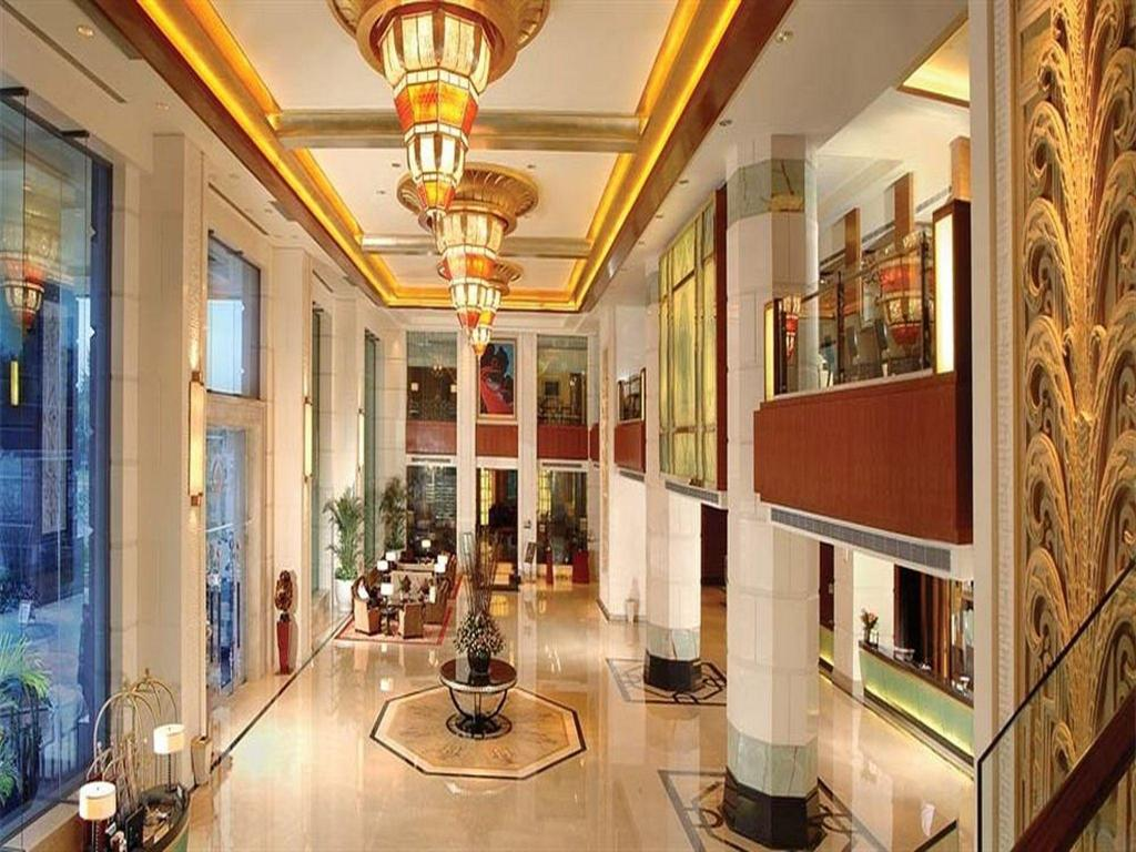 Lobby Kande International Hotel